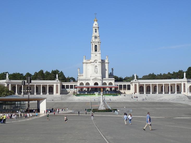 مدينة فاطمة البرتغالية 2021
