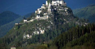 أفضل 8 مناطق سياحية في النمسا