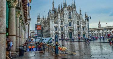 تقرير سياحي عن ميلانو