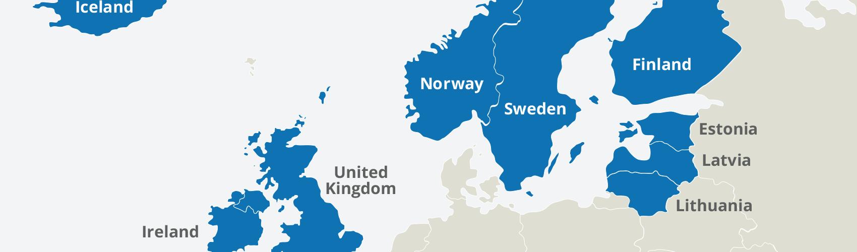 عدد دول اوروبا الاحصائيه لعام 2021 المسافرون الى اوروبا