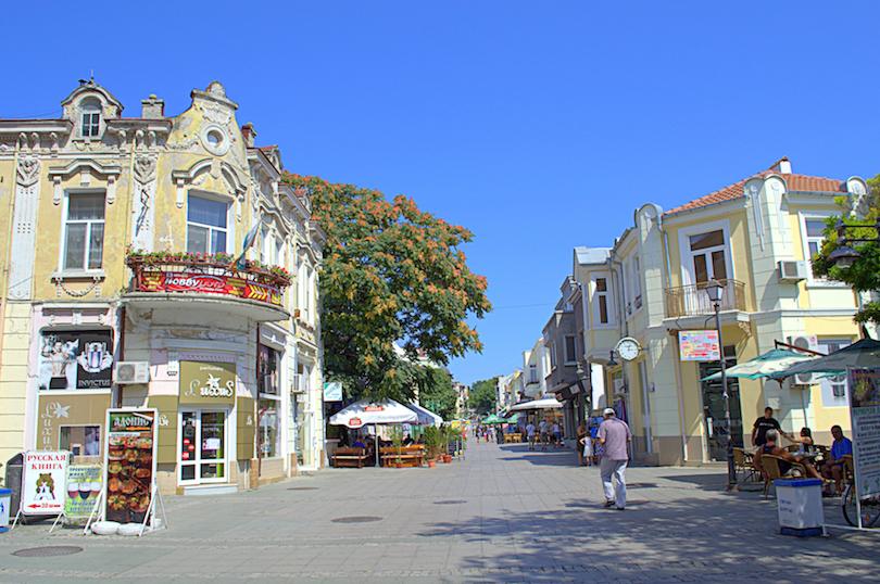 الأماكن السياحية في بلغاريا