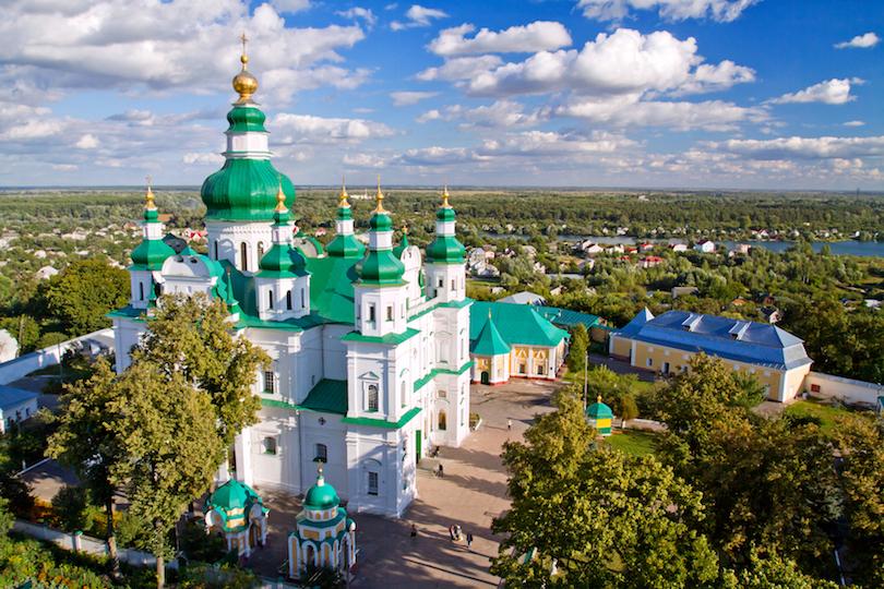 افضل الأماكن السياحية في أوكرانيا