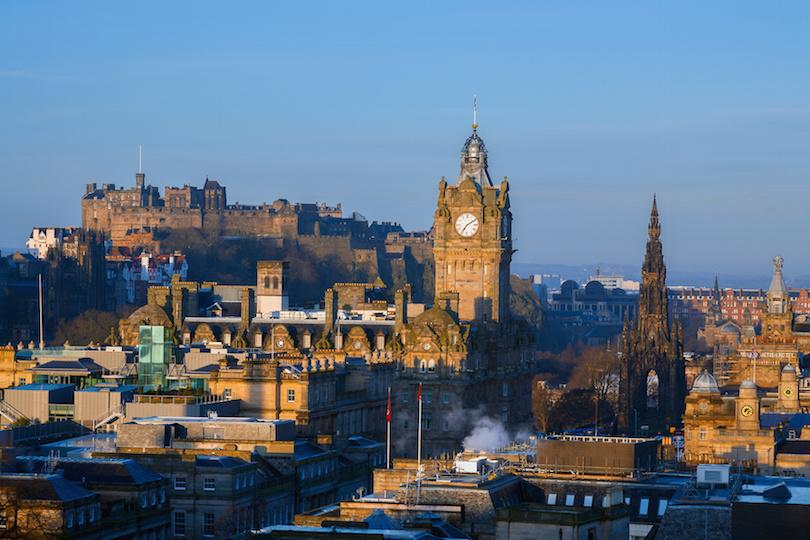 افضل الأماكن السياحية في اسكتلندا