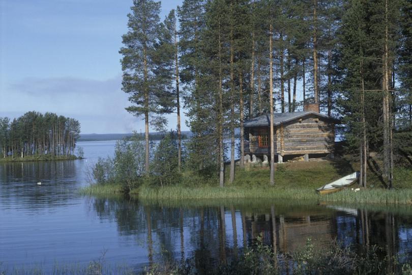 الأماكن السياحية في فنلندا