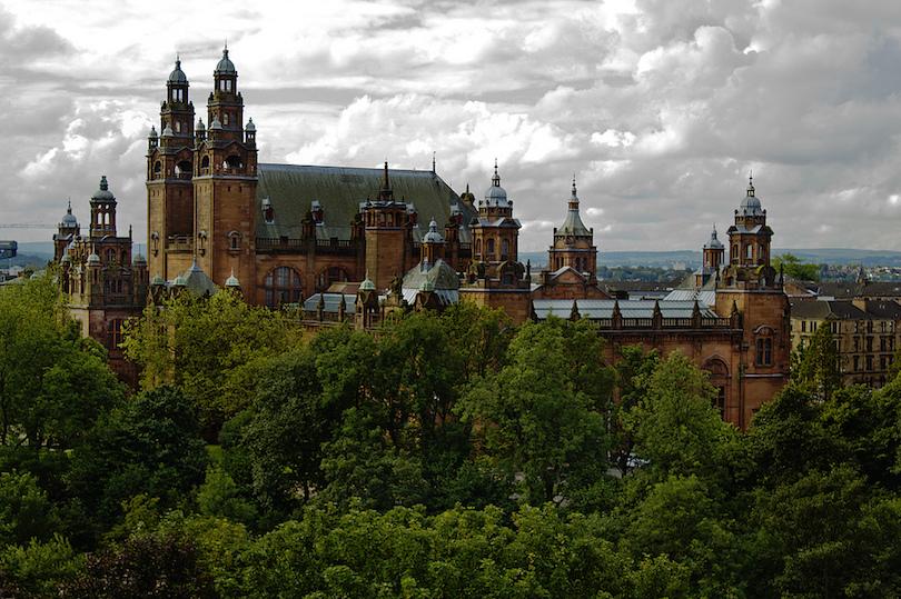 أفضل الأماكن السياحية في اسكتلندا