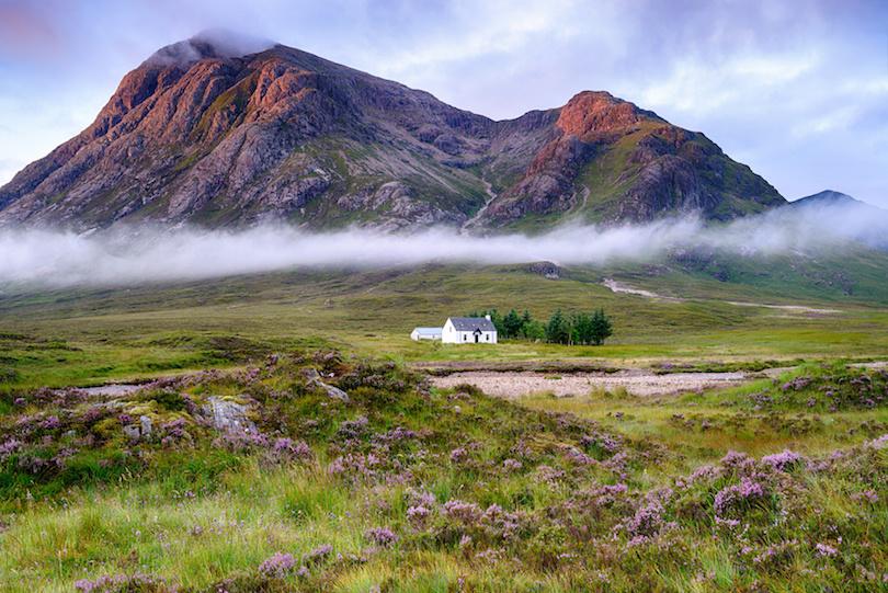 اشهر الأماكن السياحية في اسكتلندا