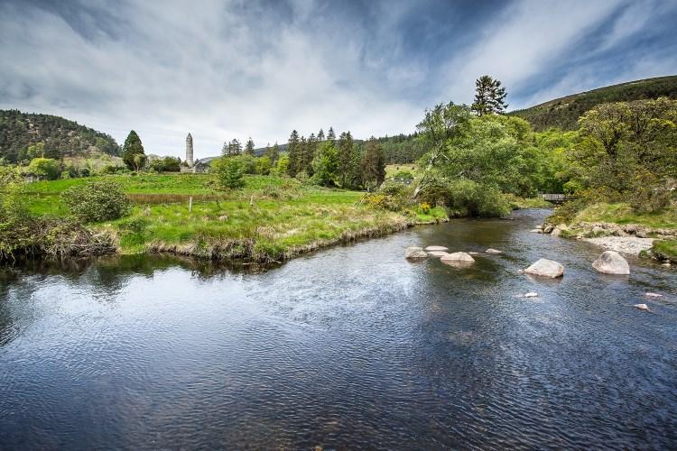الأماكن السياحية في جمهورية ايرلندا