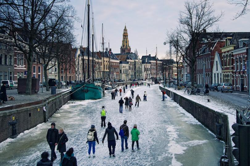 اجمل الأماكن السياحية في هولندا