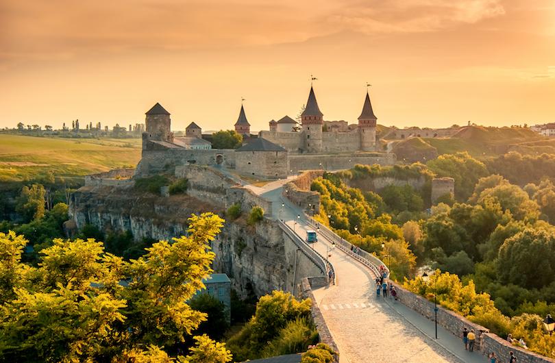 اشهر الأماكن السياحية في أوكرانيا