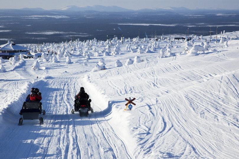 اجمل الأماكن السياحية في فنلندا
