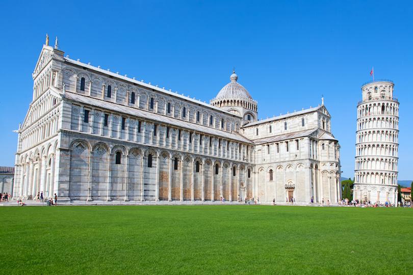 اهم الأماكن السياحية في إيطاليا