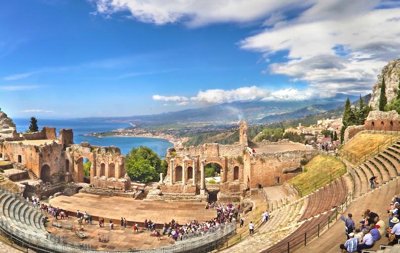 اجمل الأماكن السياحية في إيطاليا