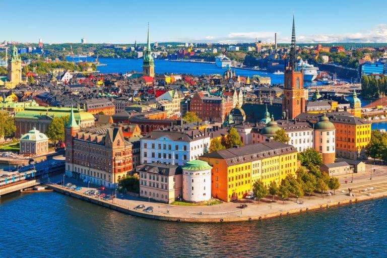 أفضل الأماكن السياحية في ستوكهولم المسافرون العرب