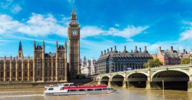 أفضل الأماكن السياحية في لندن
