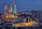 عاصمة اذربيجان