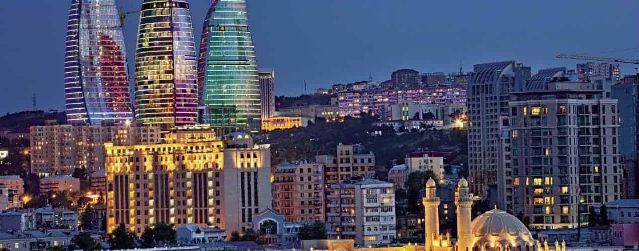 تكلفة السياحة في اذربيجان