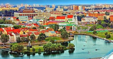 أفضل فنادق بيلاروسيا