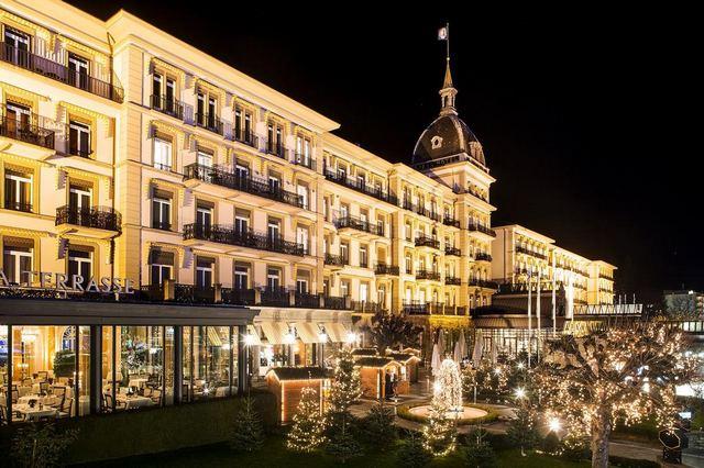 أفضل فنادق سويسرا