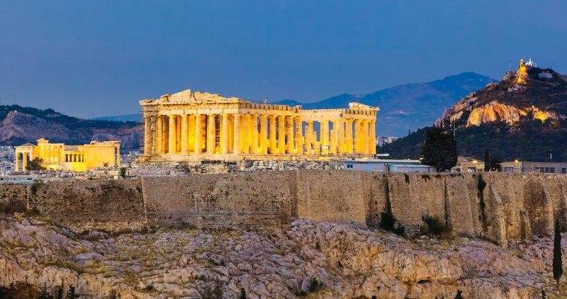 اشهر الاماكن السياحية في أثينا