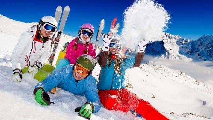 السياحة الشتوية في غابالا