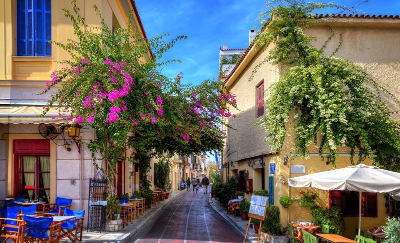 الأماكن السياحية في أثينا