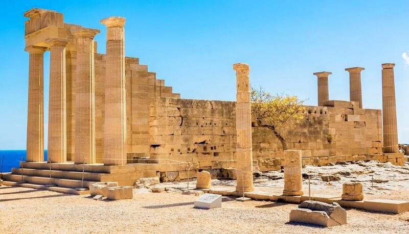 الأماكن السياحية في رودس